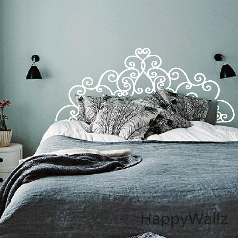 Tête de lit sticker mural chambre moderne tête de lit sticker - Décor à la maison - Photo 1