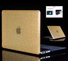 Shine Glitter Hard Laptop Case For Apple Macbook Air Pro Retina11″12″13″15″ Case for Mac book New Air 13new pro 13 15 Touch bar