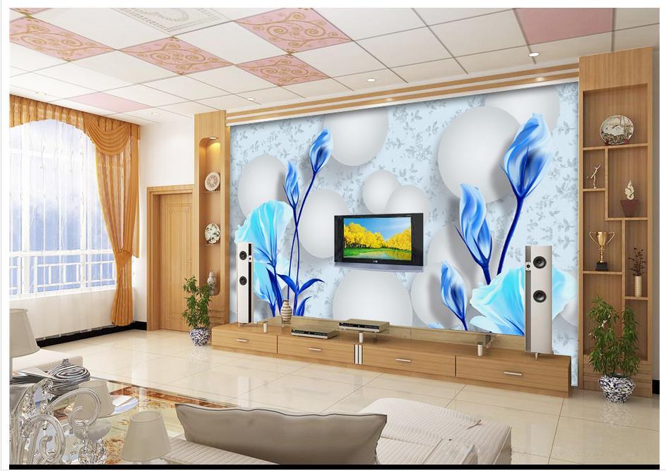 confronta i prezzi su calla lily wallpaper - shopping online ... - Carta Da Parati Personalizzata Prezzo