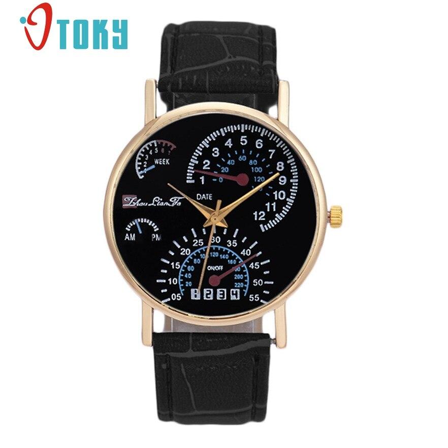 otoky reloj hombre fashion casual business watches