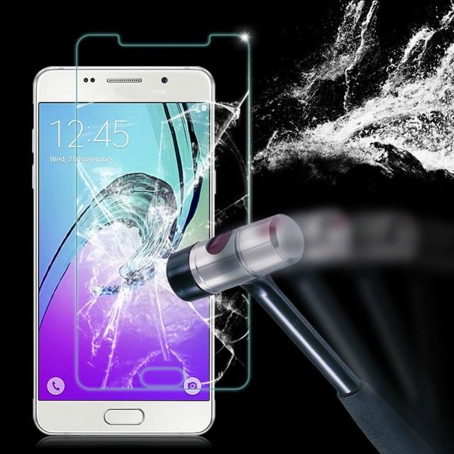 Samsara 2.5d Tempered Glass For Samsung Galaxy J1 J3 J5 J7 2016...