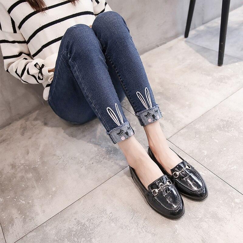 Maternity Jeans Cotton Clothing Winter Pregnancy Clothes High Waist Denim Pants For Pregnant Women Pregnancy Trousers стоимость