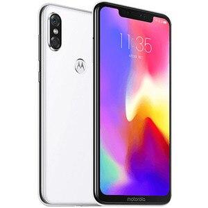Image 2 - Оригинальный смартфон MOTO P30, Android 8,1, 6 ГБ ОЗУ, 128 Гб ПЗУ, двойная камера, 1080P, Восьмиядерный процессор Snapdragon 636, 1,8 ГГц, сканер отпечатков пальцев и лица