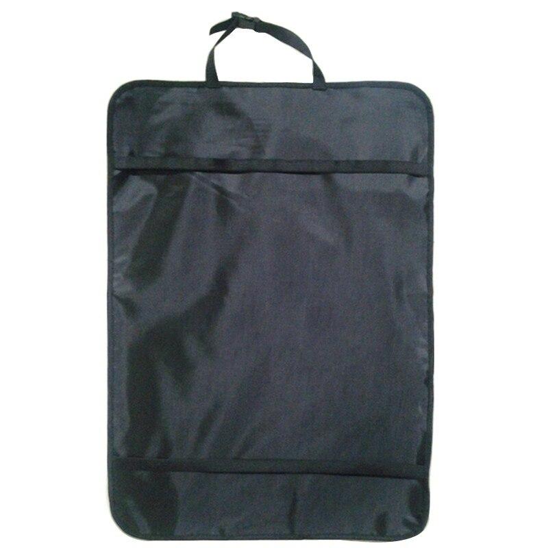 Car multi Pocket Storage Organizer Arrangement Bag of Back seat of chair car seat covers Car seat back pocket car storage bags in Nets from Automobiles Motorcycles