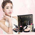 Professional Makeup Set 9 Pcs/set Nude Makeup Beginner Cosmetic Set Breathable Natural Ultra-fine Beauty Tools