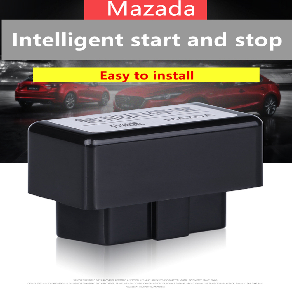 Easy to install OBD intelligent Automatic start stop system For Mazda Axela Atenza CX 3 CX