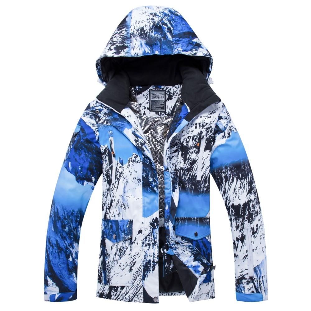 Ski Jackets Women Hot 2019 New Warm Clothing Ski Jacket Wear outdoor 30 Windproof Waterproof Winter