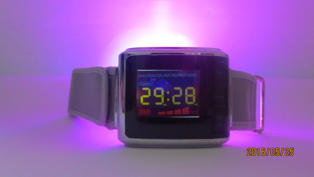 Red and blue laser therapy watch for high blood pressure hypertension and diabetes anti-stroke sudden death candida spp virulence and diagnosis anti candidal therapy