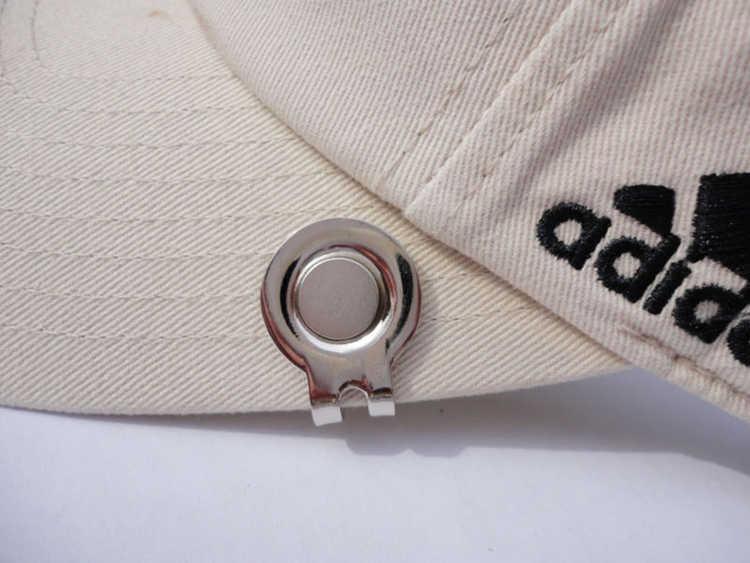 Nieuwe Golfbal Mark + Golf Hoed Clip Magnetische Legering Marker Golf Accessoires Eagle Tijger Een Putter Verpats Wijnglas lucky Clover