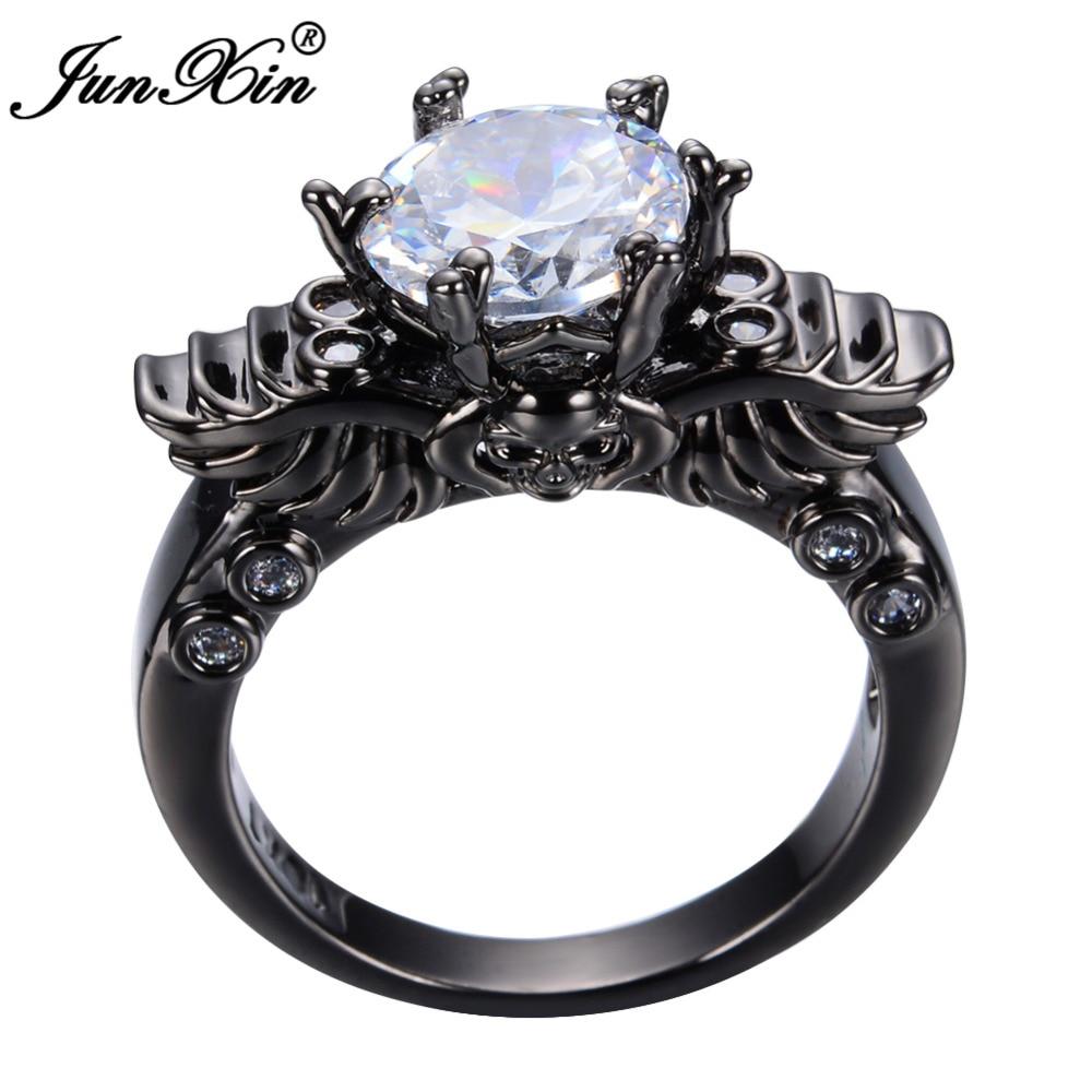 online get cheap skull wedding rings for women -aliexpress
