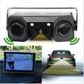Новый Автомобиль Видео Парковочный Сенсор Камеры, камера заднего вида Сигнализации Обратного Автомобиля Датчик Камеры