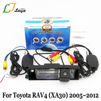 Laijie Wireless Auto Rear View Camera For Toyota RAV4 RAV 4 RAV 4 2005~2012 / HD CCD Night Vision Car Reverse Parking Camera