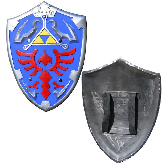 The Legend of Zelda Link PU Shield Cosplay