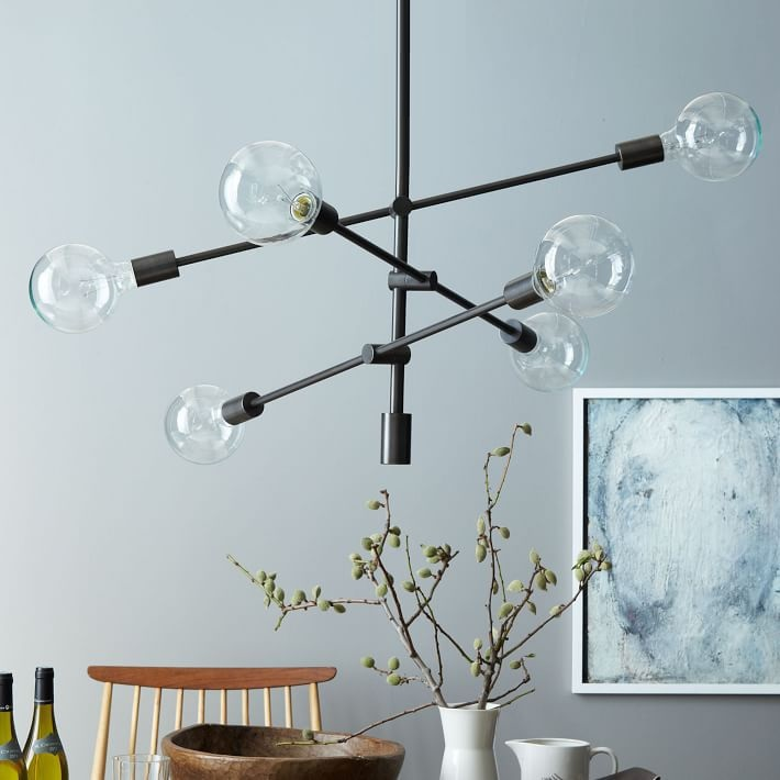 Modern Pendant Lights Lamp Kitchen Island Dining Living Room Decoration Glass Branch Bean Lighting Fixture