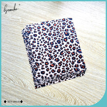 Lymouko 10pcs/Lot Good Quality Leopard Print Microfiber Cotton Soft Glasses Lens Cloth for Screen Camera Lens Cleaning Cloth(China)