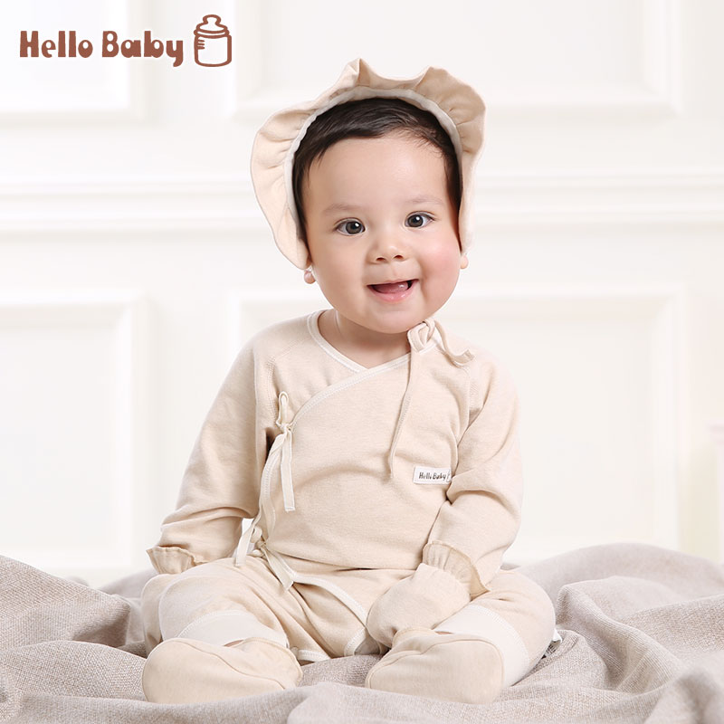 Baby Girl Boy Rompers 2017 Organic Cotton Long Sleeve Belt Baby Jumpsuits Newborn Baby Solid Color Clothing Rompers For 0-9M new arrival newborn baby boy clothes long sleeve baby boys girl romper cotton infant baby rompers jumpsuits baby clothing set