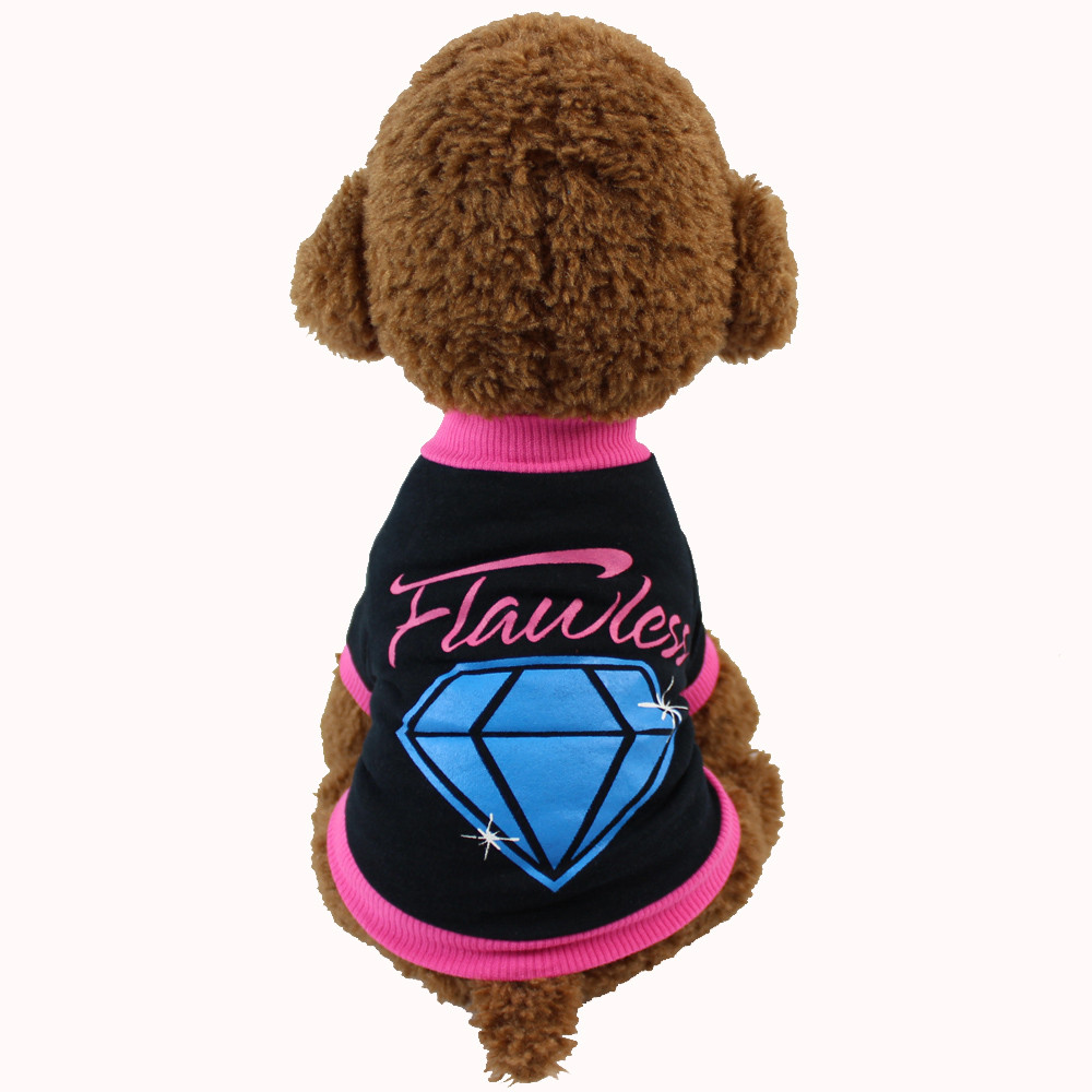 Small Dogs Costume Clothes For Little Dogs Overalls Cute Pet Dog Cat T-shirt Clothing Small Puppy Costume