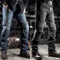 Vitesse SCORPION KOMINE hommes Moto pantalon KTM descente Motocross pantalon pour Moto Moto jean avec genouillère pantalon Moletom