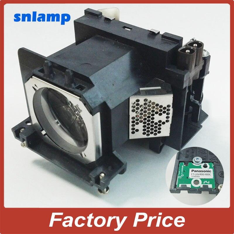 100% Original ET-LAV400 Projector Lamp for   PT-VW530 PT-VW535 PT-VW535N PT-VX600 PT-VX605 PT-VX605N PT-VZ570 PT-VZ575NU original projector lamp et lab80 for pt lb75 pt lb75nt pt lb80 pt lw80nt pt lb75ntu pt lb75u pt lb80u