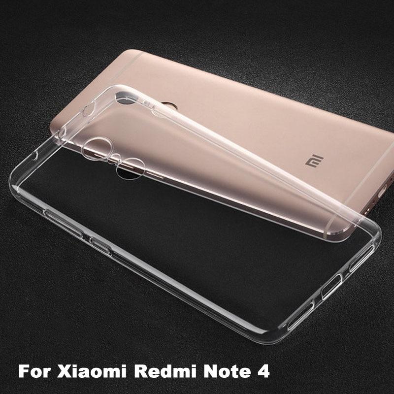 Xiomi Xiaomi Redmi Note 4X Case Transparent Redmi Note 4 Case Soft - Ανταλλακτικά και αξεσουάρ κινητών τηλεφώνων - Φωτογραφία 5