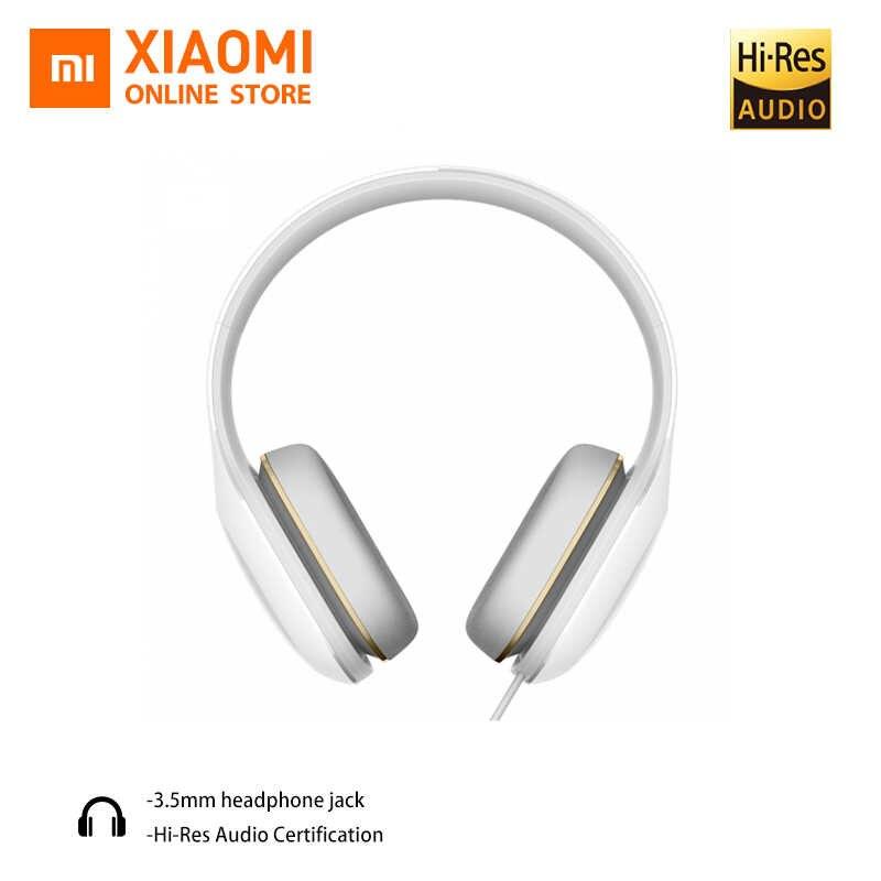 Оригинальный xiaomi mi наушники легкая версия гарнитура комфорт Easiness  Для Сяо mi мобильный телефон музыка с 71498183fafff