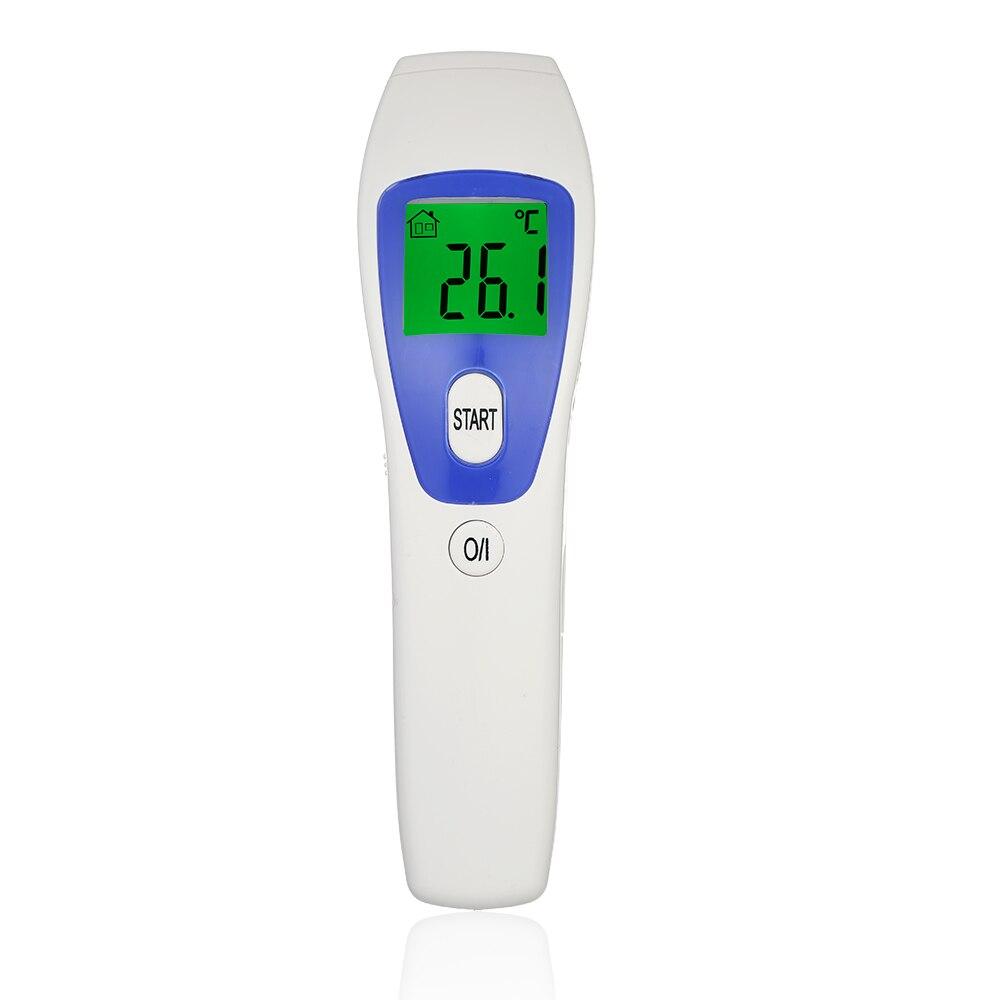 Новые детские цифровой ИК инфракрасный термометр бесконтактный Средства ухода за кожей объект термометр для ребенка взрослых Средства ухода за мотоциклом ЖК-дисплей лихорадка тревоги ce одобренный ISO
