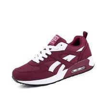 2017 Men Casual Shoes Fashion Autumn Comfortable Sport  Women Casual Shoes Mesh Breathable Balance Zapatillas Deportivas Hombre