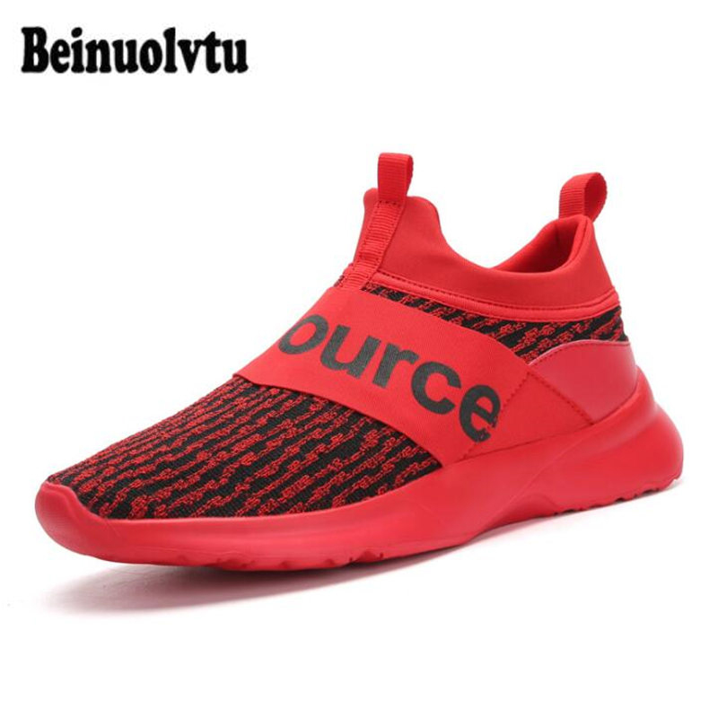 Autumn Newest Men Sneakers Breathable Sports Running shoes Outdoor Trainers Popular athletic walking Jogging Footwear Male