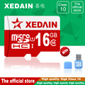 XEDAIN Карты Памяти 8 ГБ 16 ГБ 32 ГБ 64 ГБ Класса 10 Micro SD TF Карта Micro SDHC 64 ГБ UHS-I SD карты для Телефона/Камеры