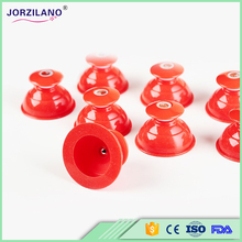 1PCS Silicone Massage Cupping Silicone Chinese Vacuum Massage Cupping Therapy Suction cup Anti-cellulite Set Kit  S SIZE
