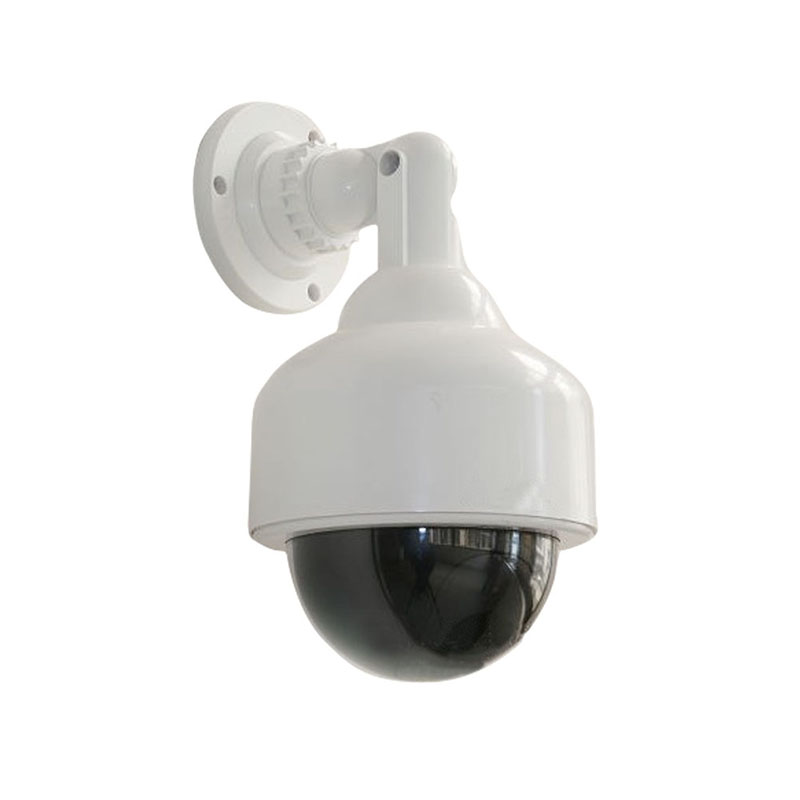 Dummy Simulation high-speed ball monitoring simulation camera Fake monitoring camera With infrared ray FC scare thieves simulation monitor camera