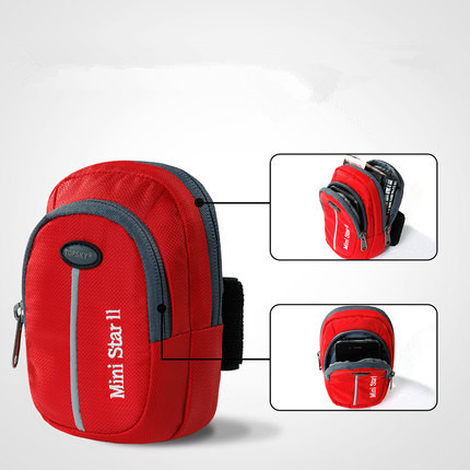 cb96efaa37ccb Topsky 5L sports running Arm bag portable women Arm bag sports bags  mochilas coach handbags Free Shipping-in Running Bags from Sports    Entertainment on ...