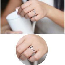Love Letters 925 Sterling Silver Ring