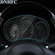 DNHFC Automobile strumento di schermo ad alta definizione pellicola protettiva Per MAZDA CX-5 CX5 KF 2nd Generation 2017 2018 Car Styling