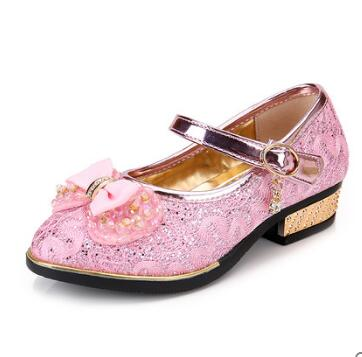 Popular Pink Dress Shoes for Girls-Buy Cheap Pink Dress Shoes for ...