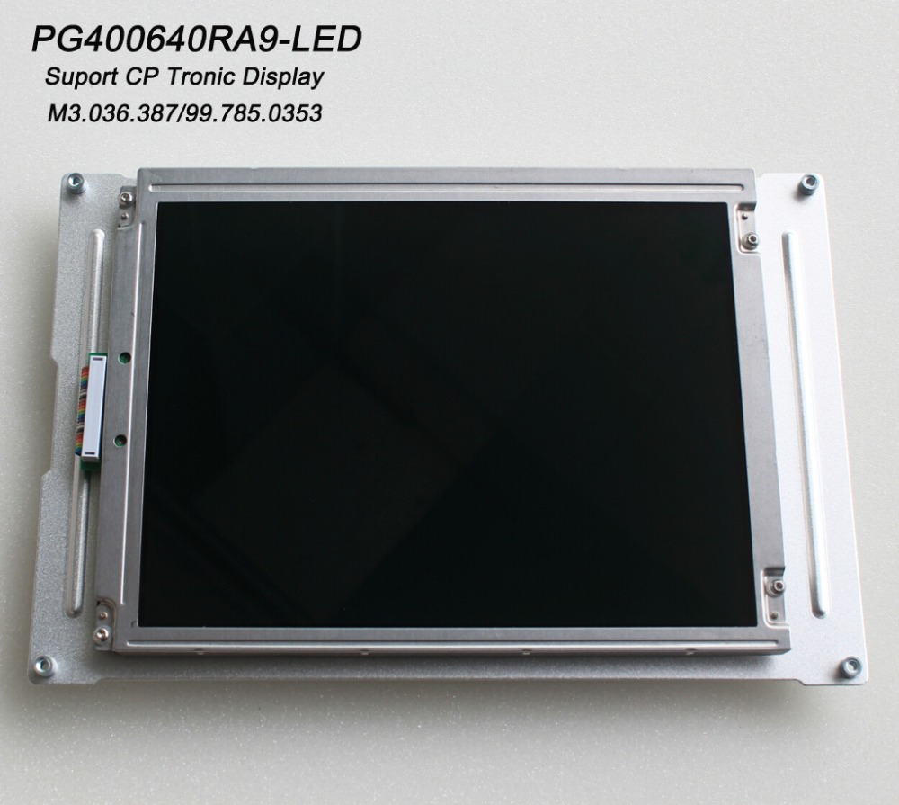 PG400640RA9 LED M3 036 387 00 785 0353 9 4 CP Tronic Display Compatible LCD panel