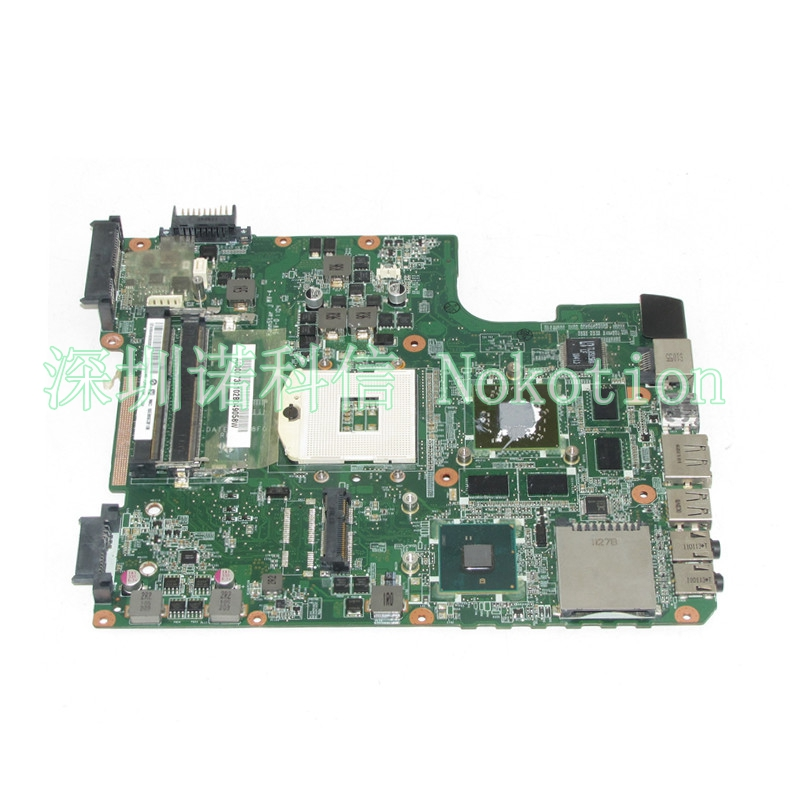 NOKOTION DATE2DMB8F0 A000073510 For toshiba satellite L645 L640 Laptop motherboard HM55 DDR3NOKOTION DATE2DMB8F0 A000073510 For toshiba satellite L645 L640 Laptop motherboard HM55 DDR3
