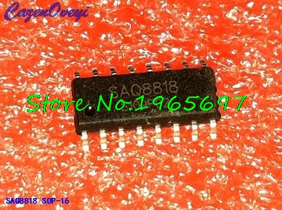 10pcs/lot SAQ8818 8818 SOP-16