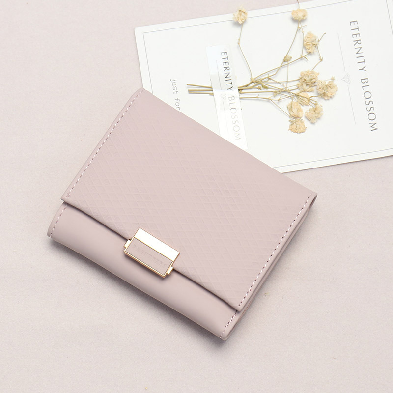 a37b9fbb2dc Detail Feedback Questions about 2018 Luxury Wallet Female Leather Women  Leather Purse Plaid Wallet Ladies Hot Change Card Holder Coin Small Purses  for Girls ...