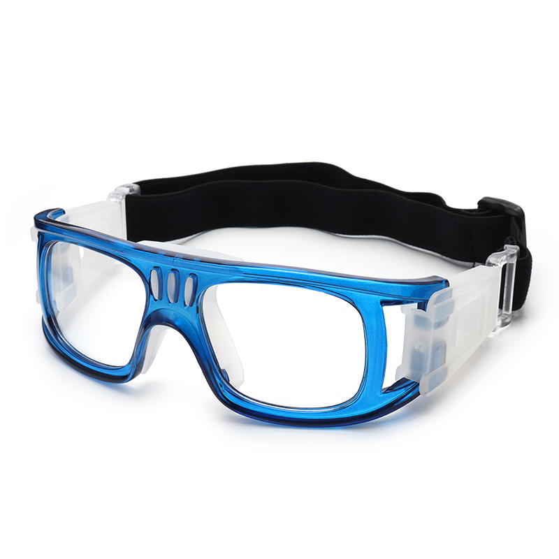 NEW Safurance Basketball Soccer Football Sports Protective Eyewear Goggles Eye Safety Glasses Workplace Safety Eye Protection runacc children sports goggles adjustable kids basketball glasses protective eye glasses for girls and boys