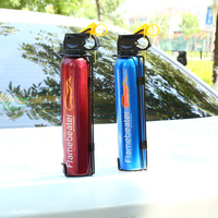 Universal Safety Racing Car Boat Fire Extinguisher Auto Automobile Trunk Home Hotel Emergency Functional Accessory 4