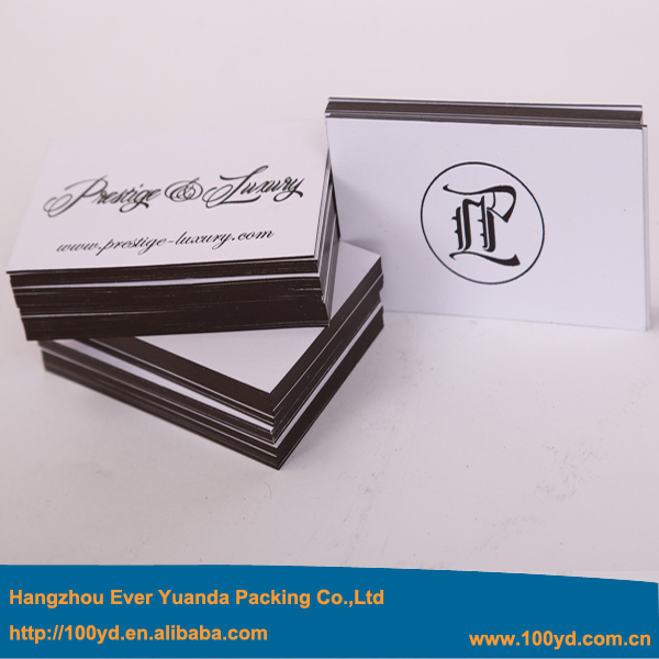 High end gold edge business cards noble golden printing custom high end gold edge business cards noble golden printing custom business card hot foil stamping colourmoves Gallery