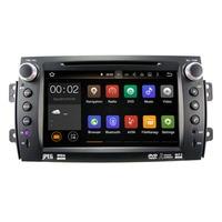 Runningnav Android 7 1 RAM 2G Fit SUZUKI SX4 2006 2012 Car DVD Player Navigation