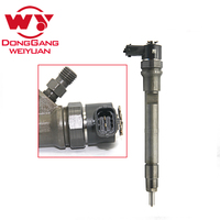 Factory price 0445120222 Common rail fuel injector For Bosch Suit for Nozzle 0433172058 For Weichai For De Long car