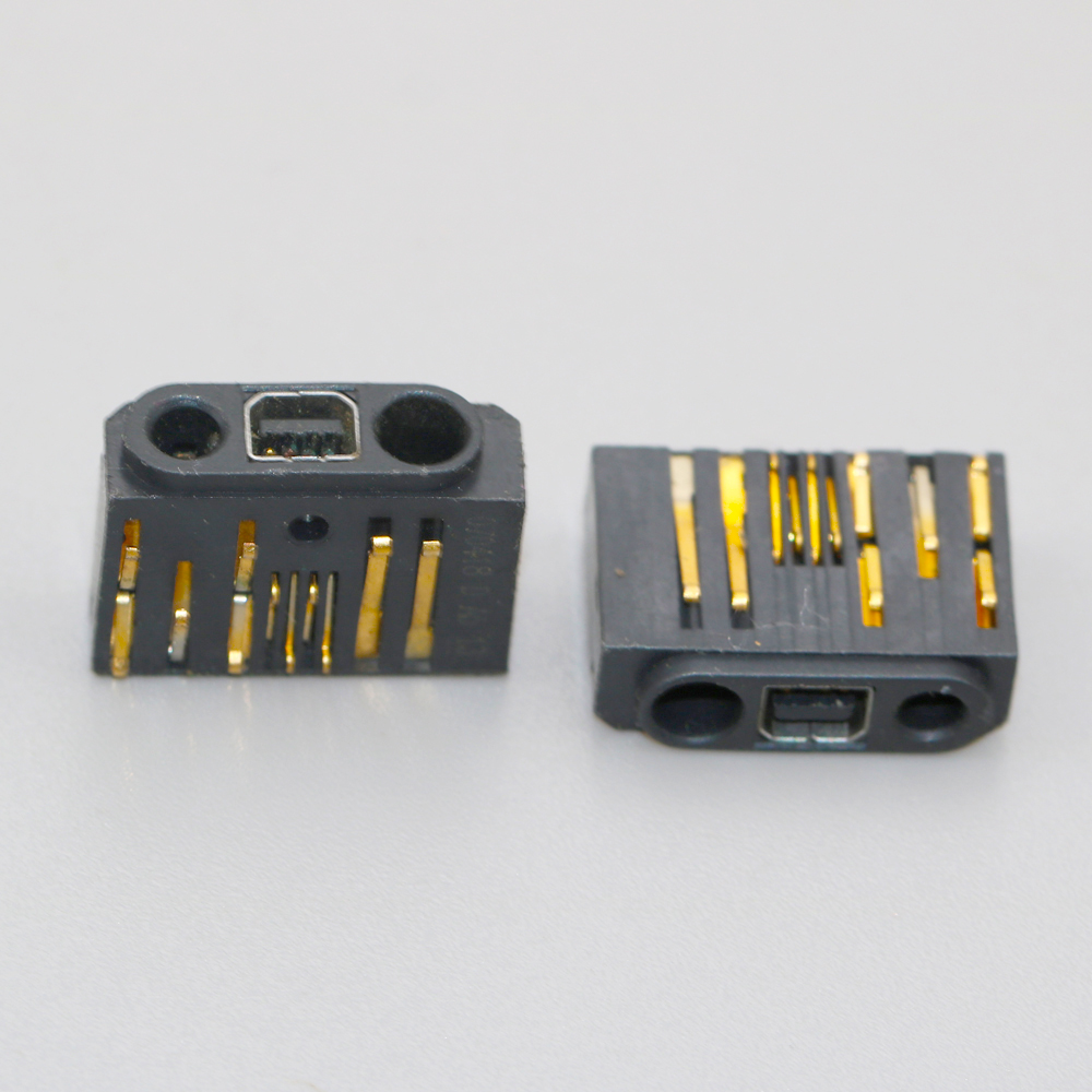 ChengHaoRan 2pc USB Charging Port Connector Dock Socket Plug Charge Jack For Nokia 1600 1110 2610 1110i 2630 6030 1112 1116 in Mobile Phone Flex Cables from Cellphones Telecommunications