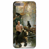 ソフトファッションケースウラジミールプーチンロシア乗馬クマ Apple の Iphone 5 X XS 最大 XR 4 4 S 5 5 S 、 SE 6 6 S 7 8 プラス