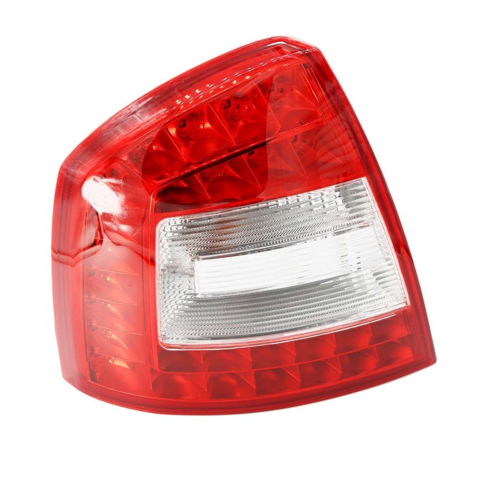 Seat Leon 2004 Tail Light Outside Red Amber Corner Lamp RIGHT RH