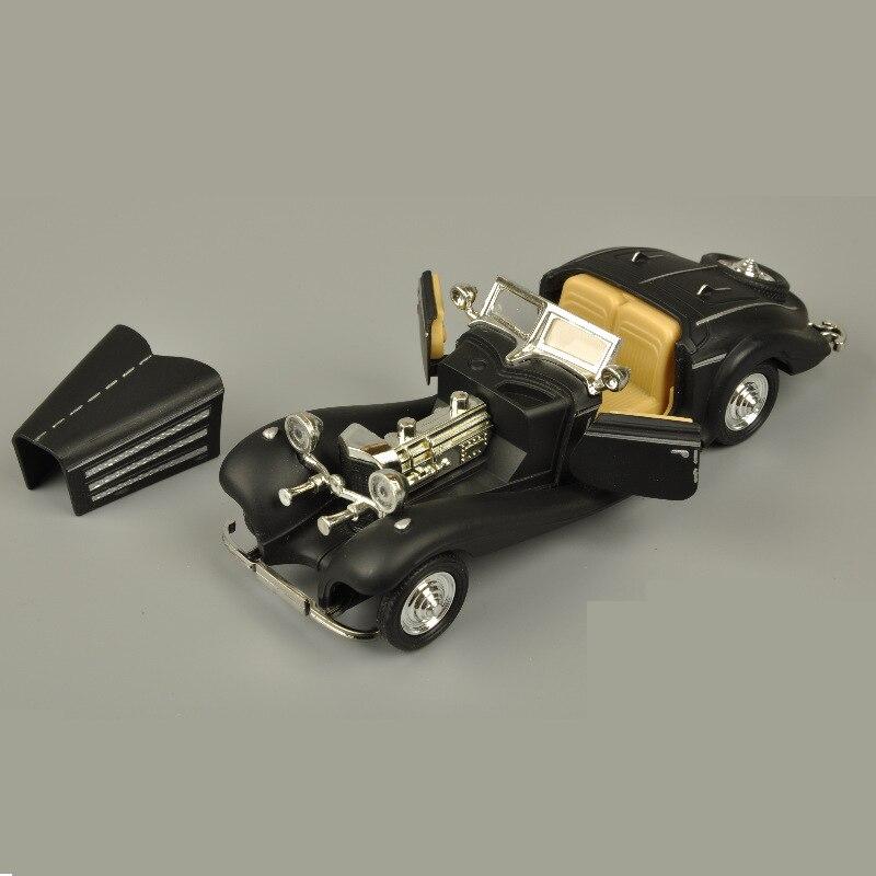 Veículos Miniatura e de Brinquedo modelo de carro clássico retro Tipo : Carro