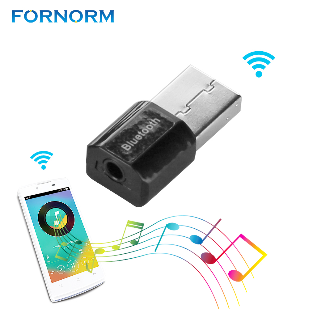 Funkadapter Sanft Fornorm 3,5mm Klinke Bluetooth Audio Receiver Kabel Media Receiver Usb Wireless Bluetooth Stereo Receiver Musik Hause Auto Adapter