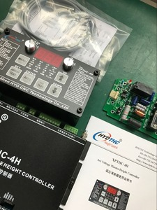 Image 3 - HYD XPTHC 4H מתח קשת פלזמה בקר ARC לפיד גובה בקר THC עבור CNC פלזמה חיתוך